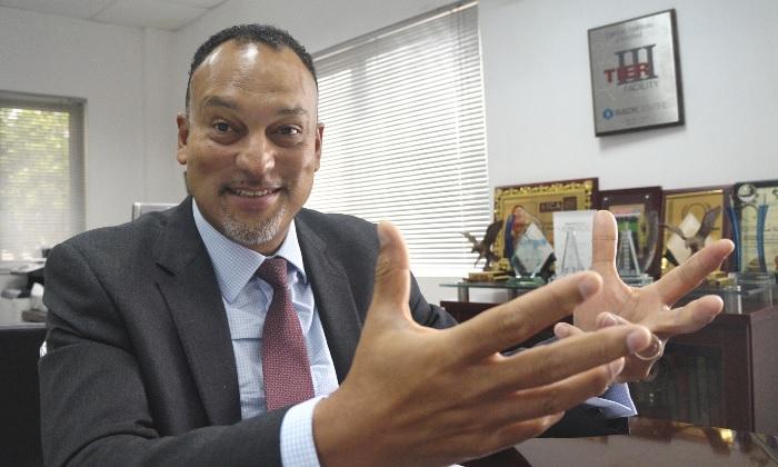 Leading Nigeria -Africa Data centre