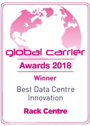 Rack Centre Data Centre Global Awards